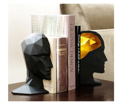 Face bookend