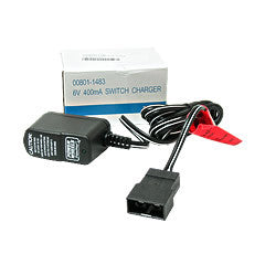 6 Volt Blue Battery Charger 00801-1781