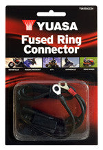 Fused Ring Connectors