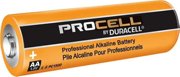 AA Duracell Procell - 24 Pack