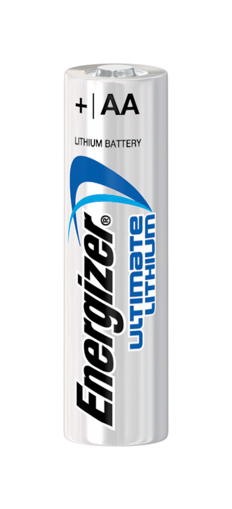 Energizer AA Ultimate Lithium Batteries - 8 Pack