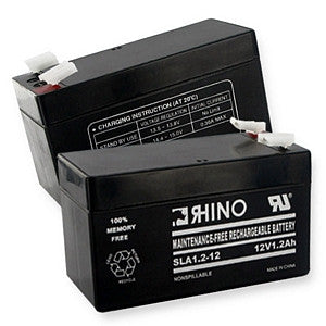 12 VOLT 1.2 Ah BATTERY