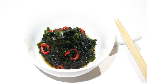 Asian Seaweed Salad