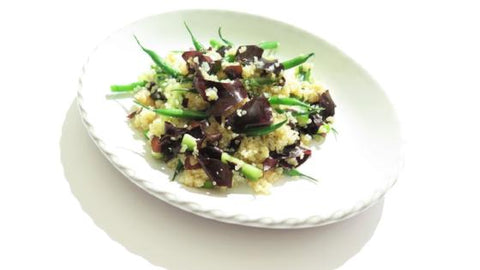 Dulse and Quinoa Salad