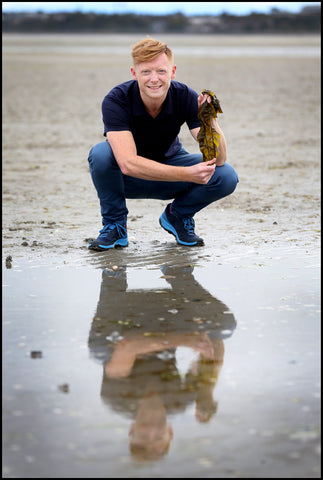 Founder of This is Seaweed - Marine Biologist Paul O'Connor