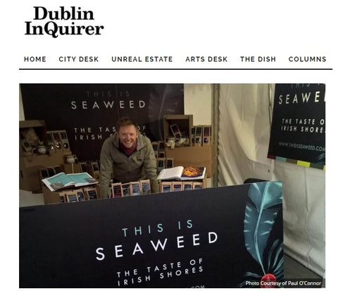 this is seaweed in dublin inquirer