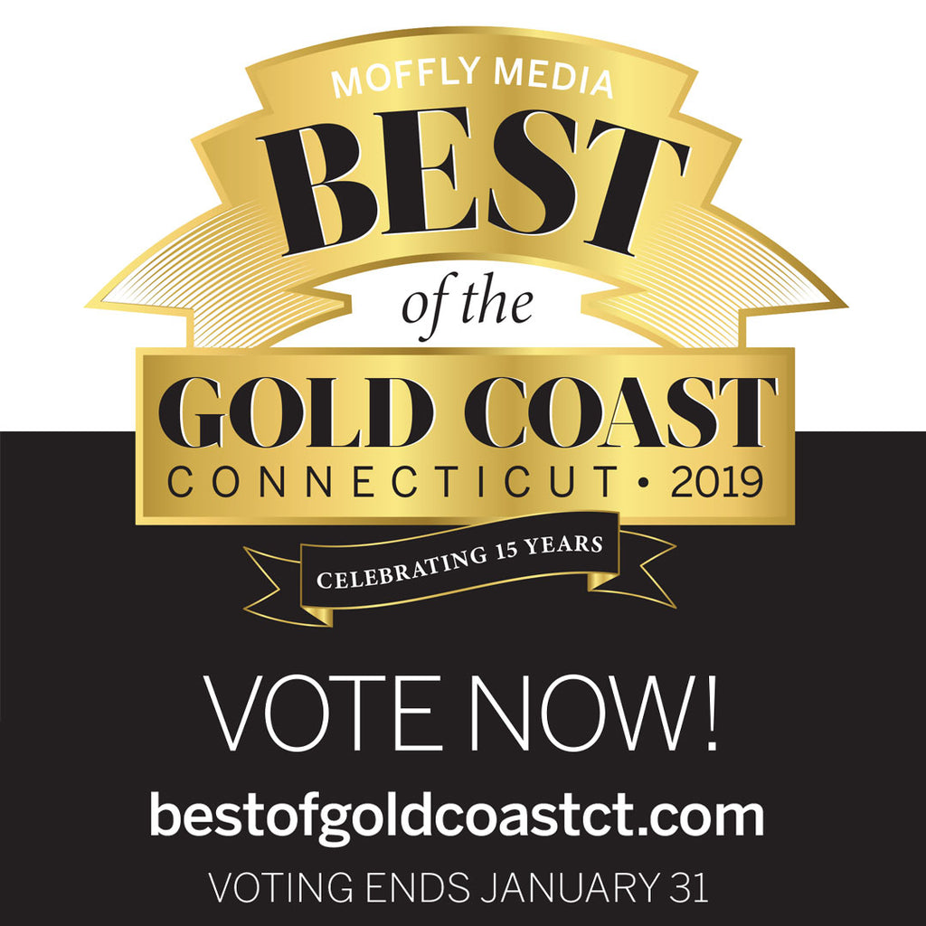 PLEASE VOTE -- BEST OF THE GOLD COAST CONNECTICUT 2019