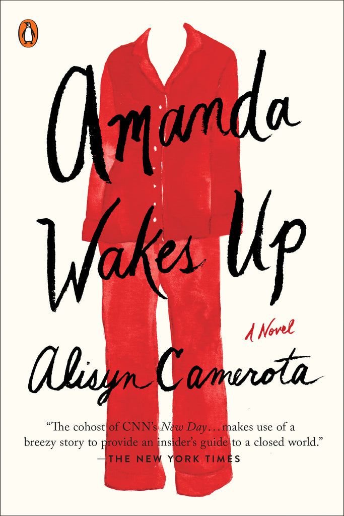 NYC Trunk Show, Amanda Wakes Up Paperback Launch & Champions of Change on CNN