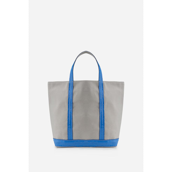 vanessa bruno-pearl-blue-tote-cotton