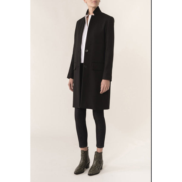 Cotton and Wool Twill Henzo Coat by Vanessa Bruno - The Perfect Provenance