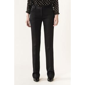Wool Joevin Tuxedo Dress Trousers by Vanessa Bruno - The Perfect Provenance