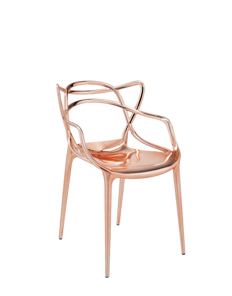 Masters Chair in Copper by Kartell