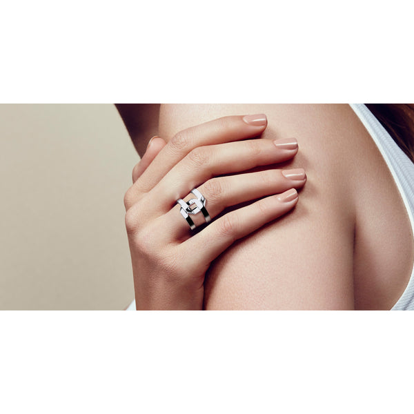 Pliage Ring by Christofle