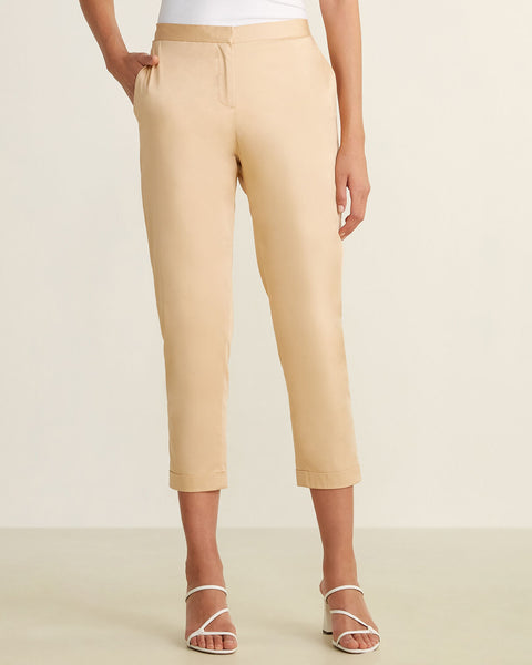 Beauty Cropped Trouser by Max & Moi - The Perfect Provenance