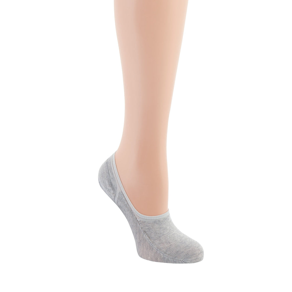 Pretege Pied Sock in Grey by Le Bourget