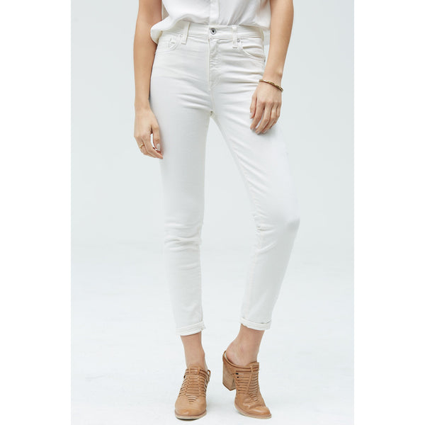 Rivington Jeans White by Baldwin - The Perfect Provenance