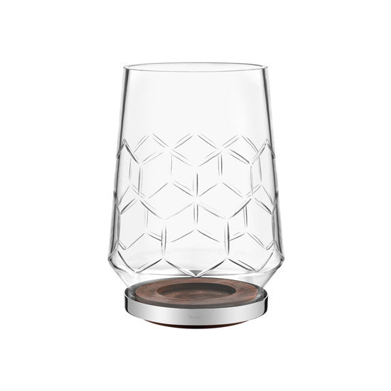 Madison 6 Hurricane Large Votive by Christofle