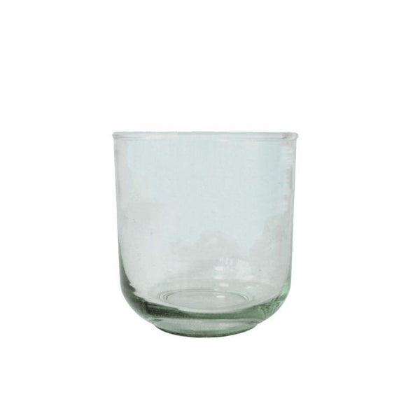 Recycled Glass Short Tumbler By Be Home - The Perfect Provenance