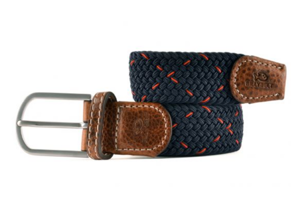 Braided Woven Denver Belt by Billybelt