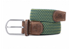 Braided Woven Boa Vista Belt by Billybelt