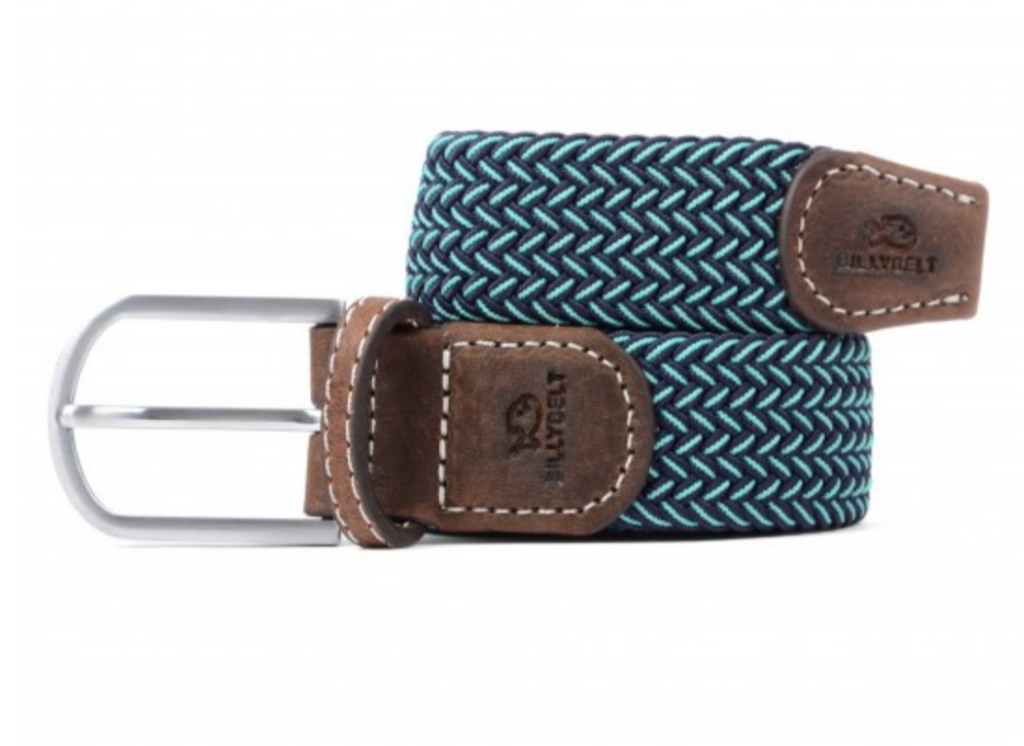 Braided Woven Vancouver Belt by Billybelt