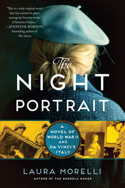 The Night Portrait by Laura Morelli