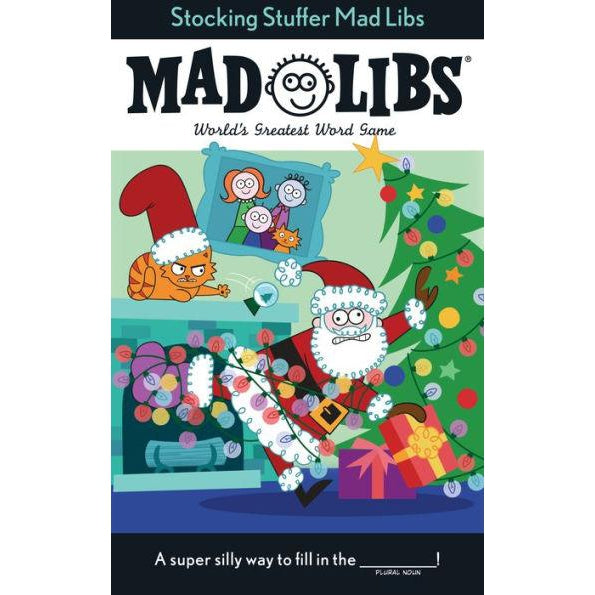 Stocking Stuffer Mad Lib - The Perfect Provenance