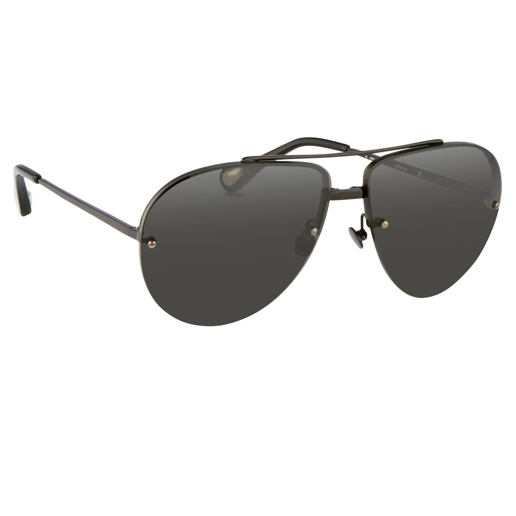Black Aviators by Ann Demeulemeester - The Perfect Provenance