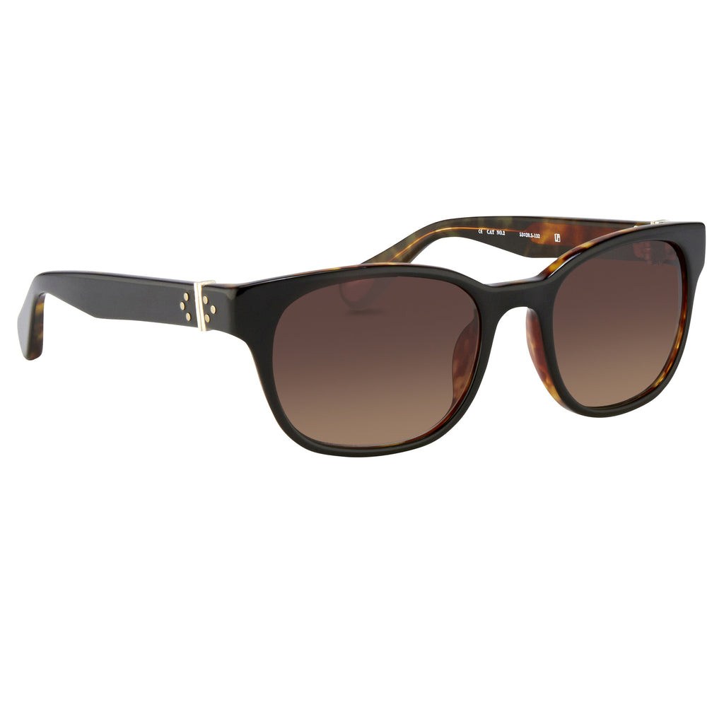 Black and Tortoiseshell Sunglasses by Ann Demeulemeester - The Perfect Provenance