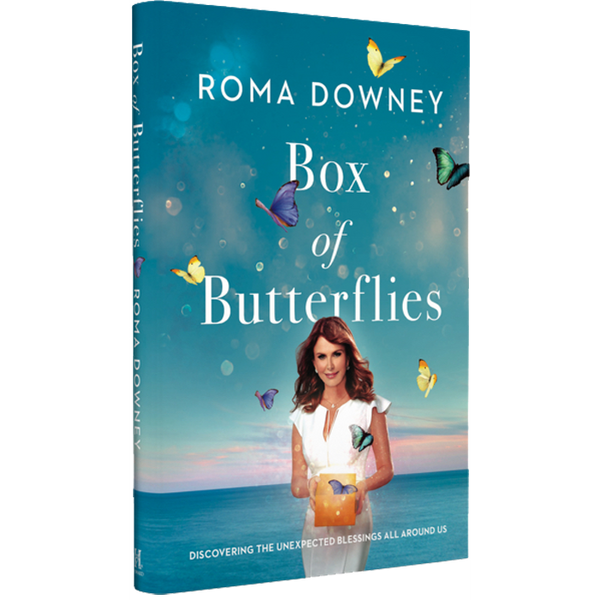 Box of Butterflies Book by Roma Downey - The Perfect Provenance