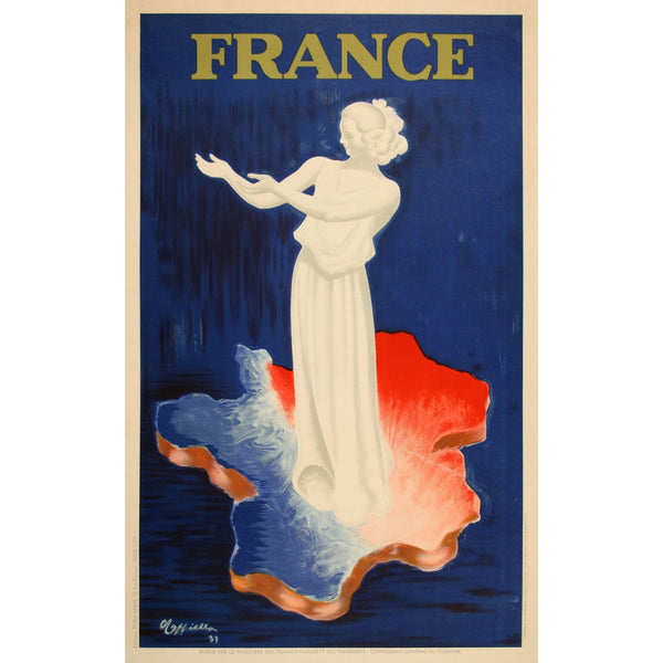 France-Leonetto Cappiello-gold frame-Louis Reign
