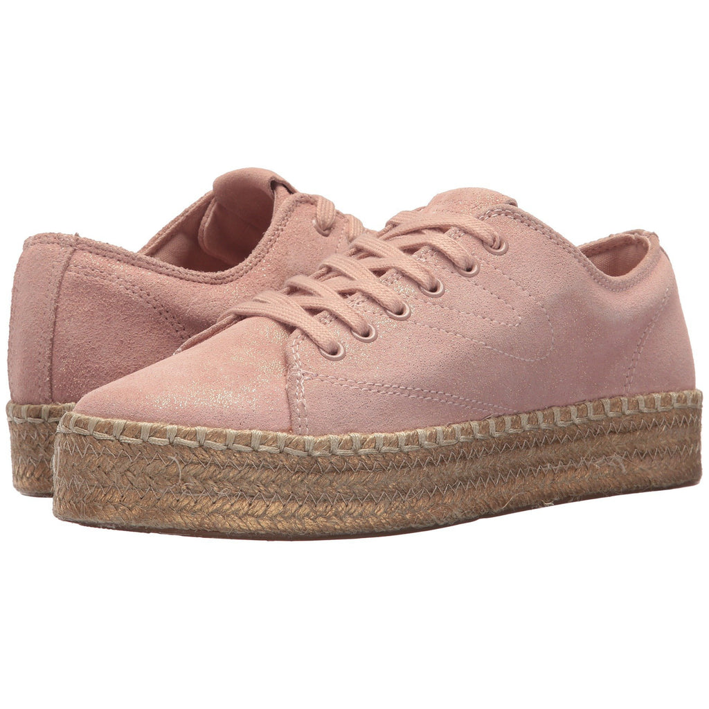Eve Blush Espadrille Sneakers by Tretorn - The Perfect Provenance