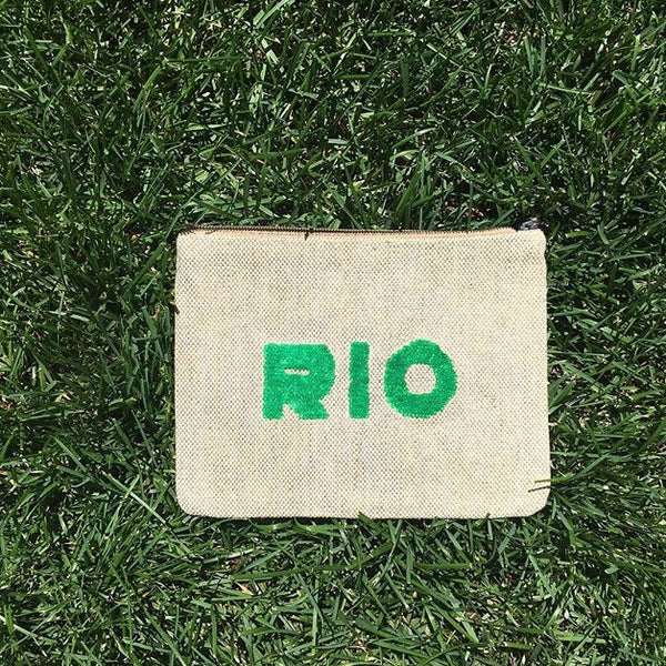 Rio Pouch by Ankasa - The Perfect Provenance