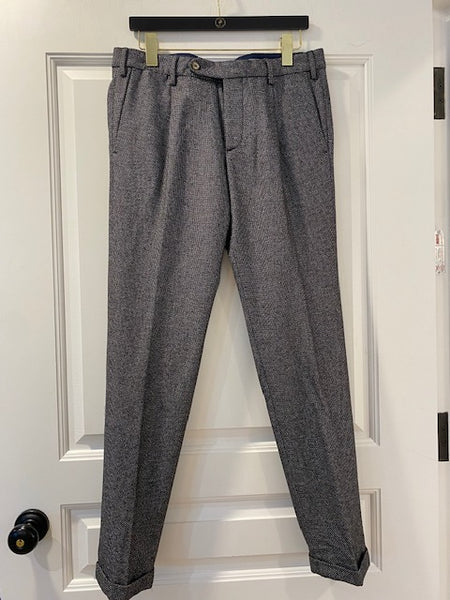 Grey Dress Trouser by Paul Taylor