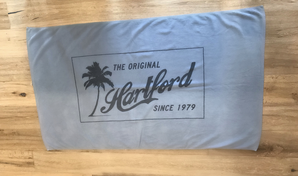 Blue Hartford Beach Towel by Hartford - The Perfect Provenance