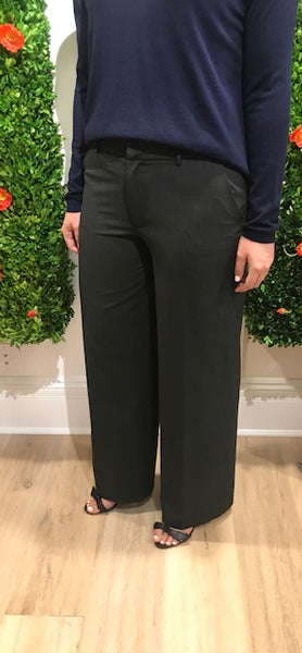 Black or Grey Trousers  by Les Petites