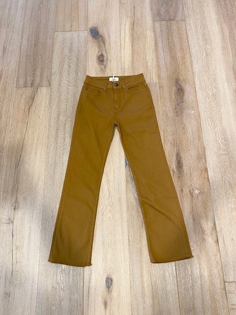 Lison Brown Trouser by Stella Forest - The Perfect Provenance