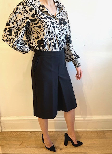 Black Culottes by Blugirl