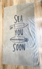 Sea You Soon Beach Towel by Hartford - The Perfect Provenance