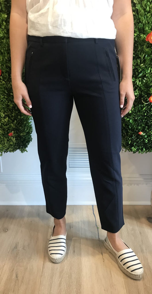 Navy Pant by Gerard Darel - The Perfect Provenance