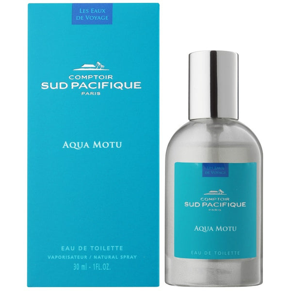 Aqua Motu by Comptoir Sud Pacifique - The Perfect Provenance