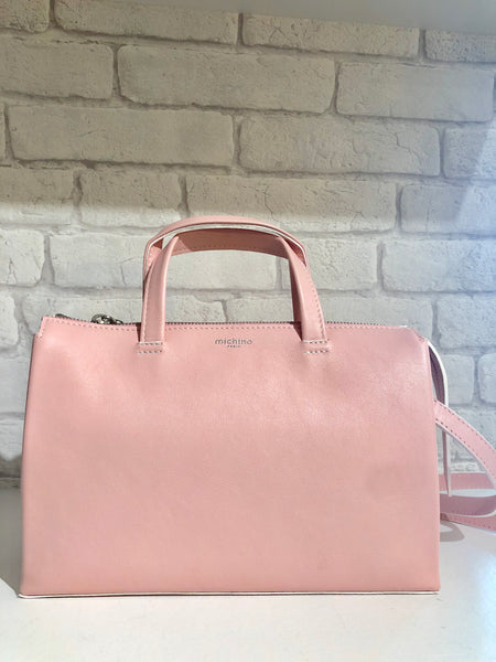 Craft Pink Bag by Michino Paris