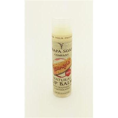 Sangria Lip Balm by Napa Soap Company - The Perfect Provenance