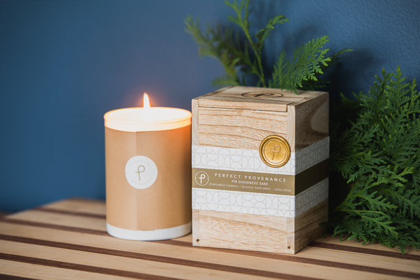The Perfect Provenance Home Fragrance Collection