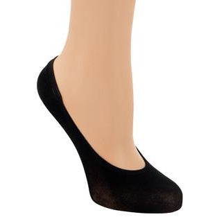 Pretege Pied Sock in Black by Le Bourget - The Perfect Provenance