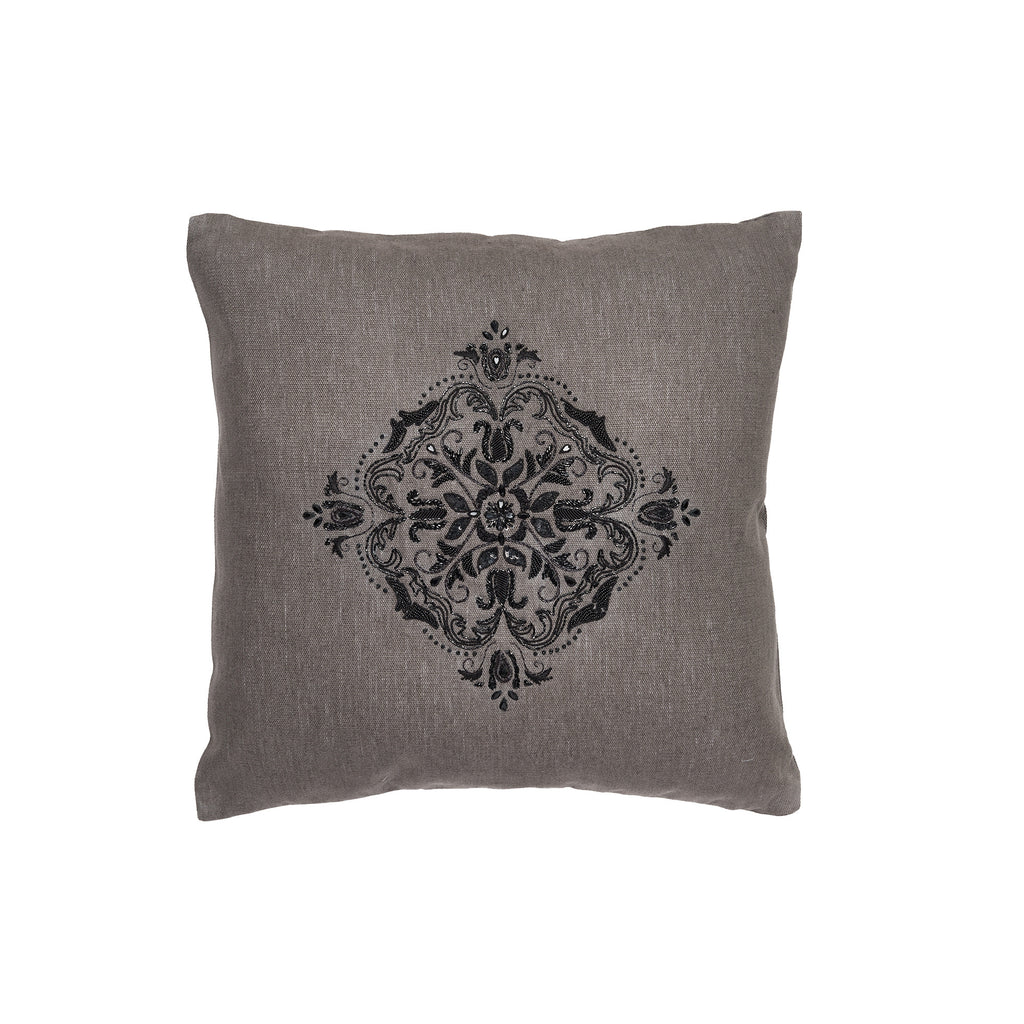 Bijou Diamond Java Pillow by Aandaz