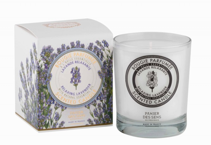 Lavender Scented Candle by Panier Des Sens - The Perfect Provenance