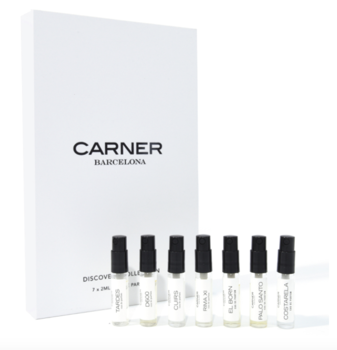 Fragrance Discovery Kit by Carner - The Perfect Provenance