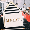 Merci Greeting Card - The Perfect Provenance