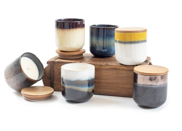 Terra Candle Collection by Sugarboo - The Perfect Provenance